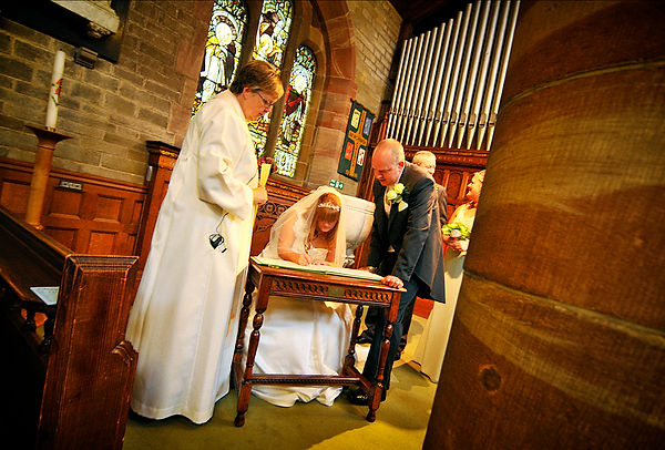 Newchurch Wedding photography