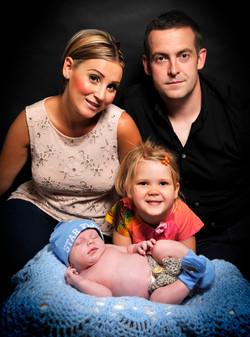 Family photographs, Culcheth