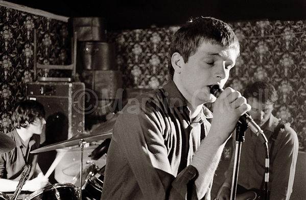 Joy Division, Ian Curtis