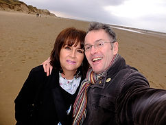 Martin and Lesley