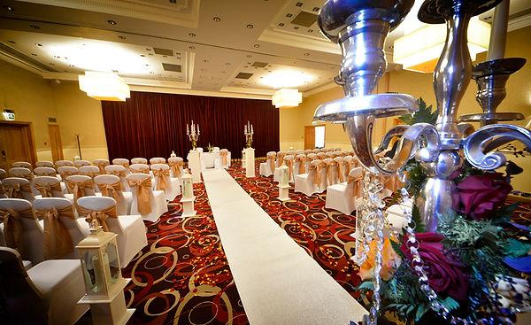 The Park Royal Hotel, Warrington, Wedding Photography