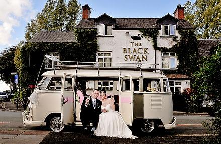 Hollins Green, Black Swan, Wedding Photography