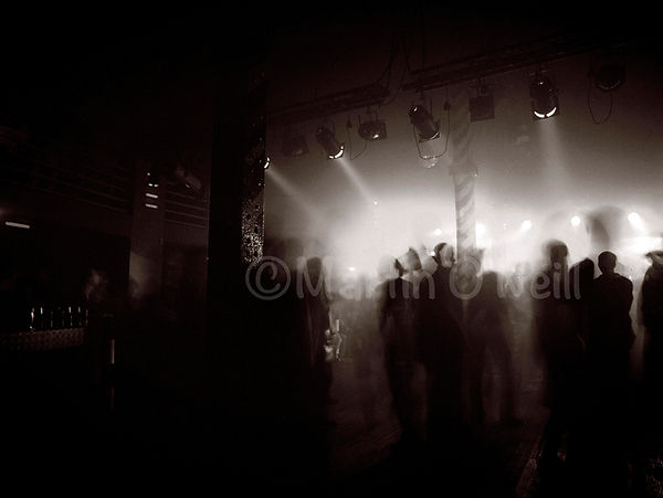 music venue, disco