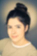 Head shots young actress