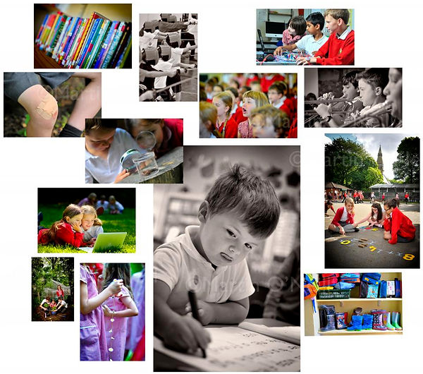 School and educational photography