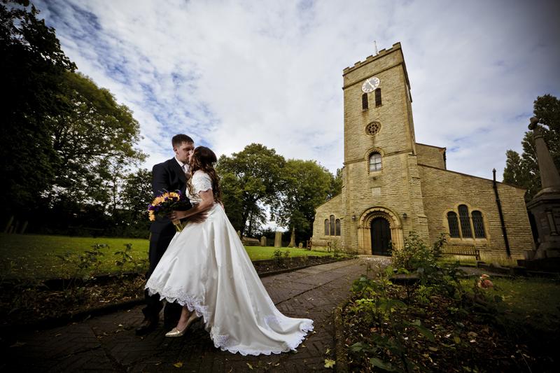 Bride, Groom, Newchurch