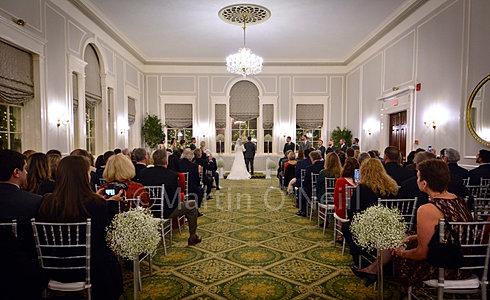 Bride Groom Wedding Ceremony Hotel