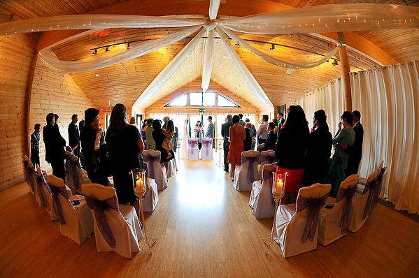 ceremony, Styal Lodge, wedding
