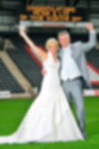 Widnes Vikings Wedding Photography