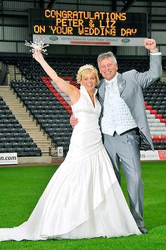 Widnes Vikings Wedding Photography