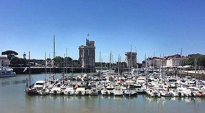 La Rochelle, harbour, boats