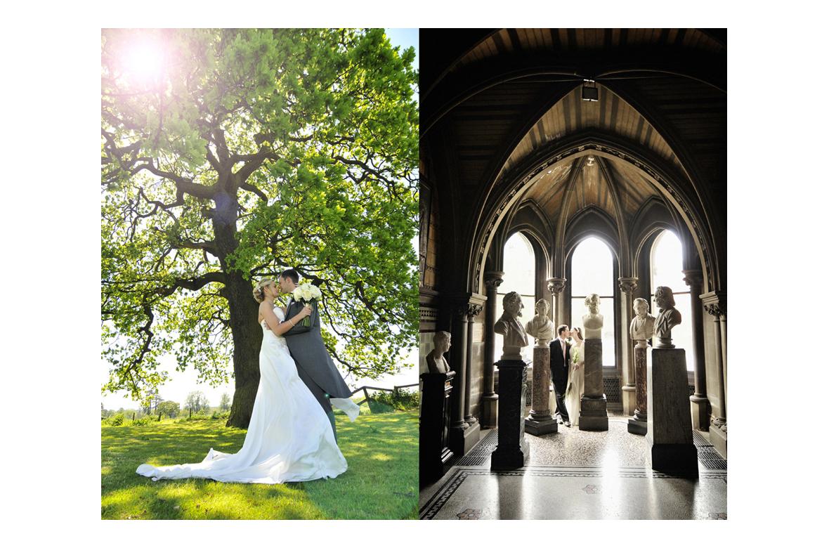 Bride, groom, Manchester, Willington