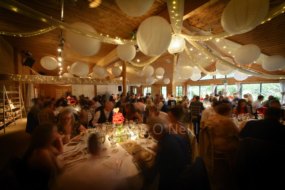 Styal Lodge, Wedding reception