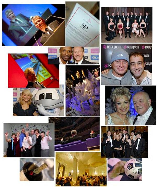 Manchester celebrities