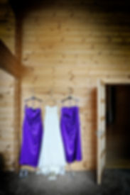 Wedding dress, Styal Lodge, bridesmaids dress