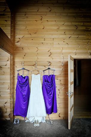 Wedding dress, Styal Lodge, bridesmaids dress