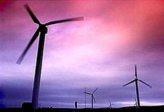 Wind Farm, Lancashire