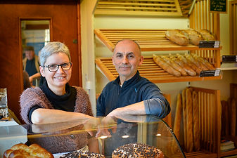 Boulangerie, bread, bakery owners
