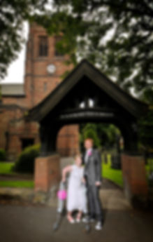 Newton-le-Willows Wedding Photography