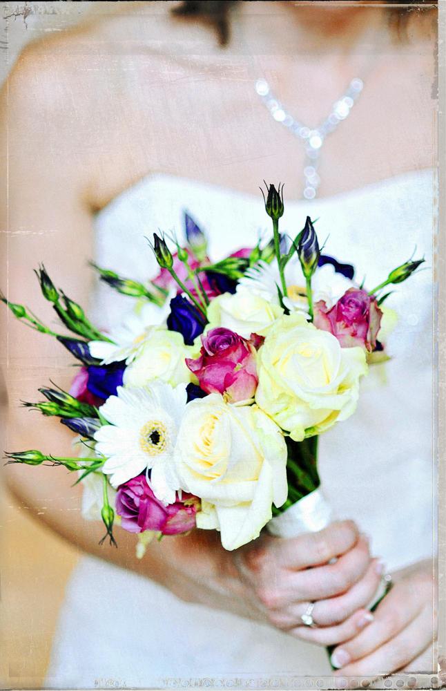 Bridal bouquet, Bride, Wedding
