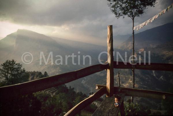 Minnie in Nepal