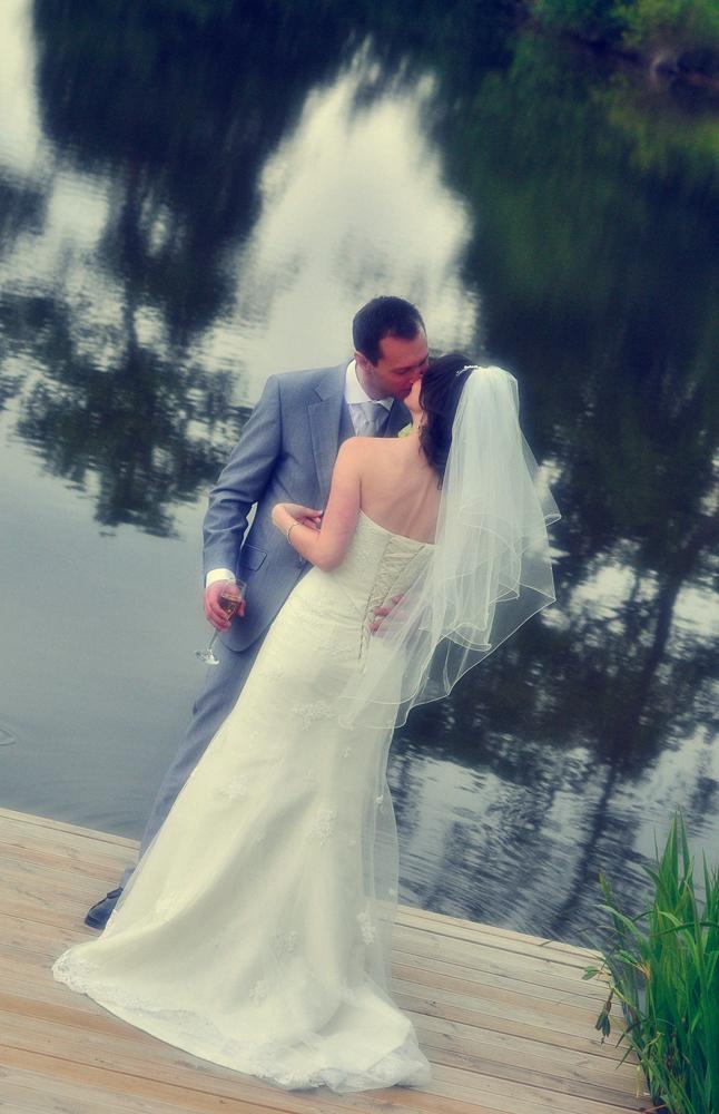 Styal Lodge, Wedding, Lake