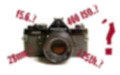Camera, f stops, shutter speed
