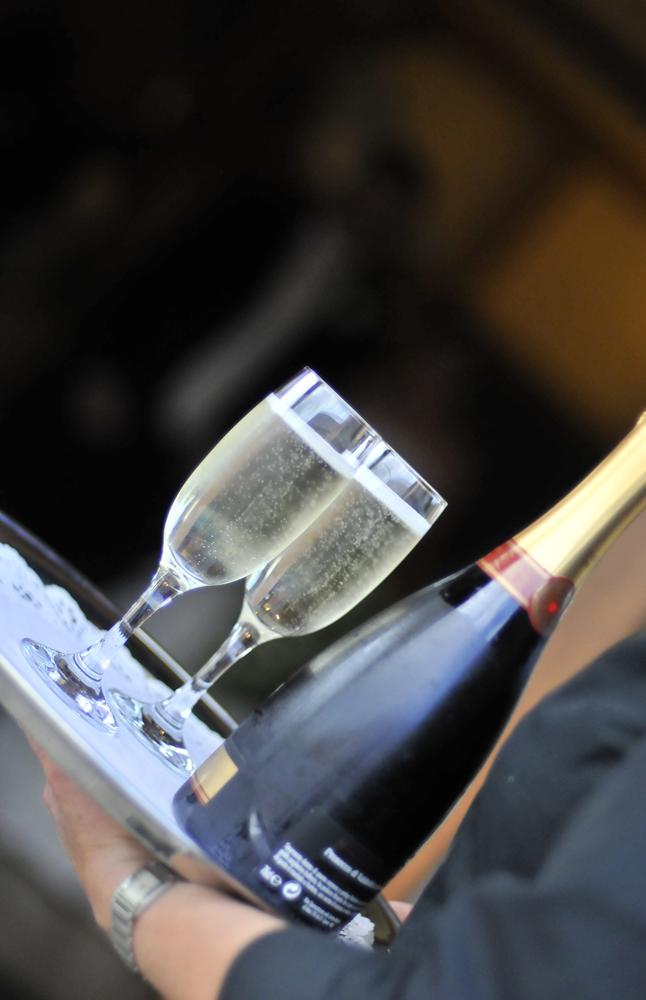 Champagne, Wedding, Manchester