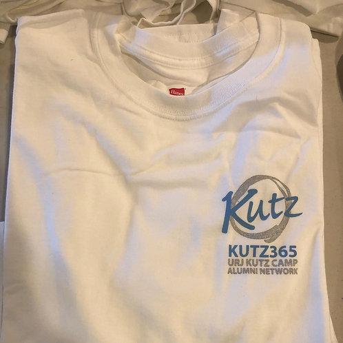 White Kutz365 Short-Sleeve T-shirt