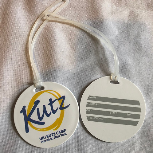 Luggage Tags - Set of Two