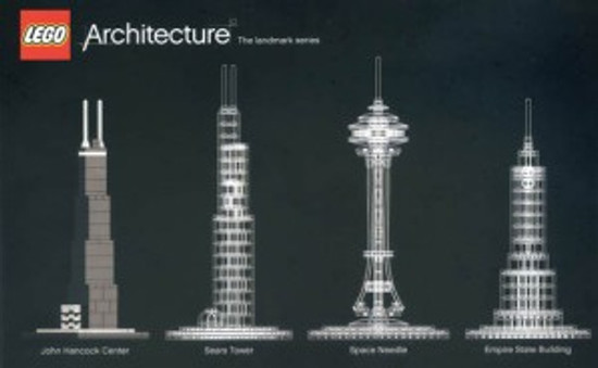 LEGO_architecture_landmark