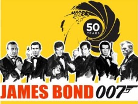 Shaken, Not Stirred: Bonds, Bonds and More Bonds