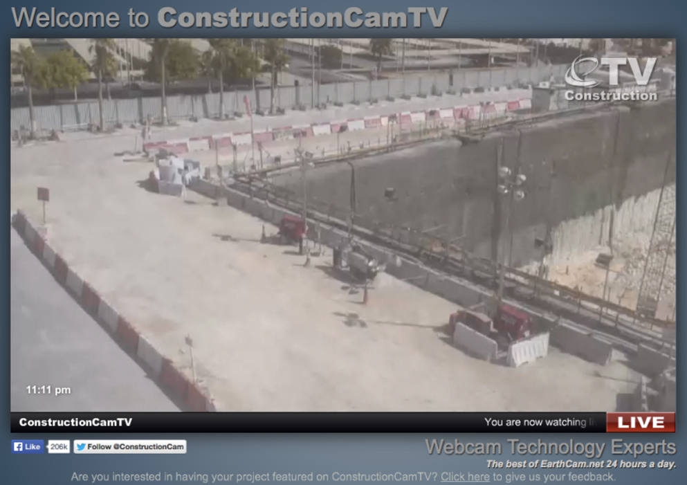 Construction CamTV