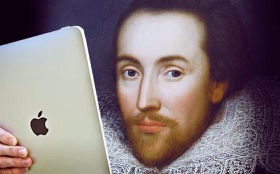 Shakespeare ipad
