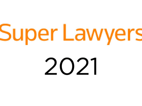 Nomos LLP Partners Recognized in Super Lawyers and Rising Stars Lists