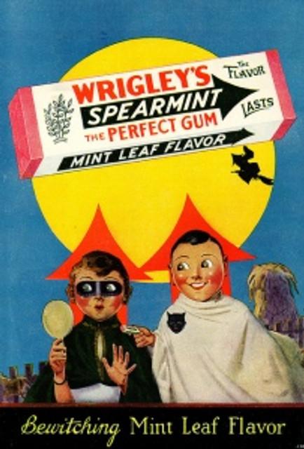 Wrigleys Halloween