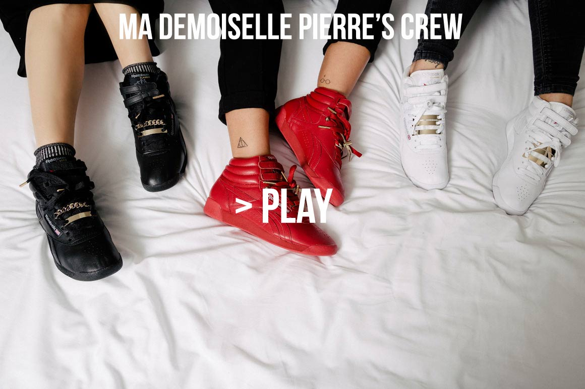 REEBOK 2017 - Le crew