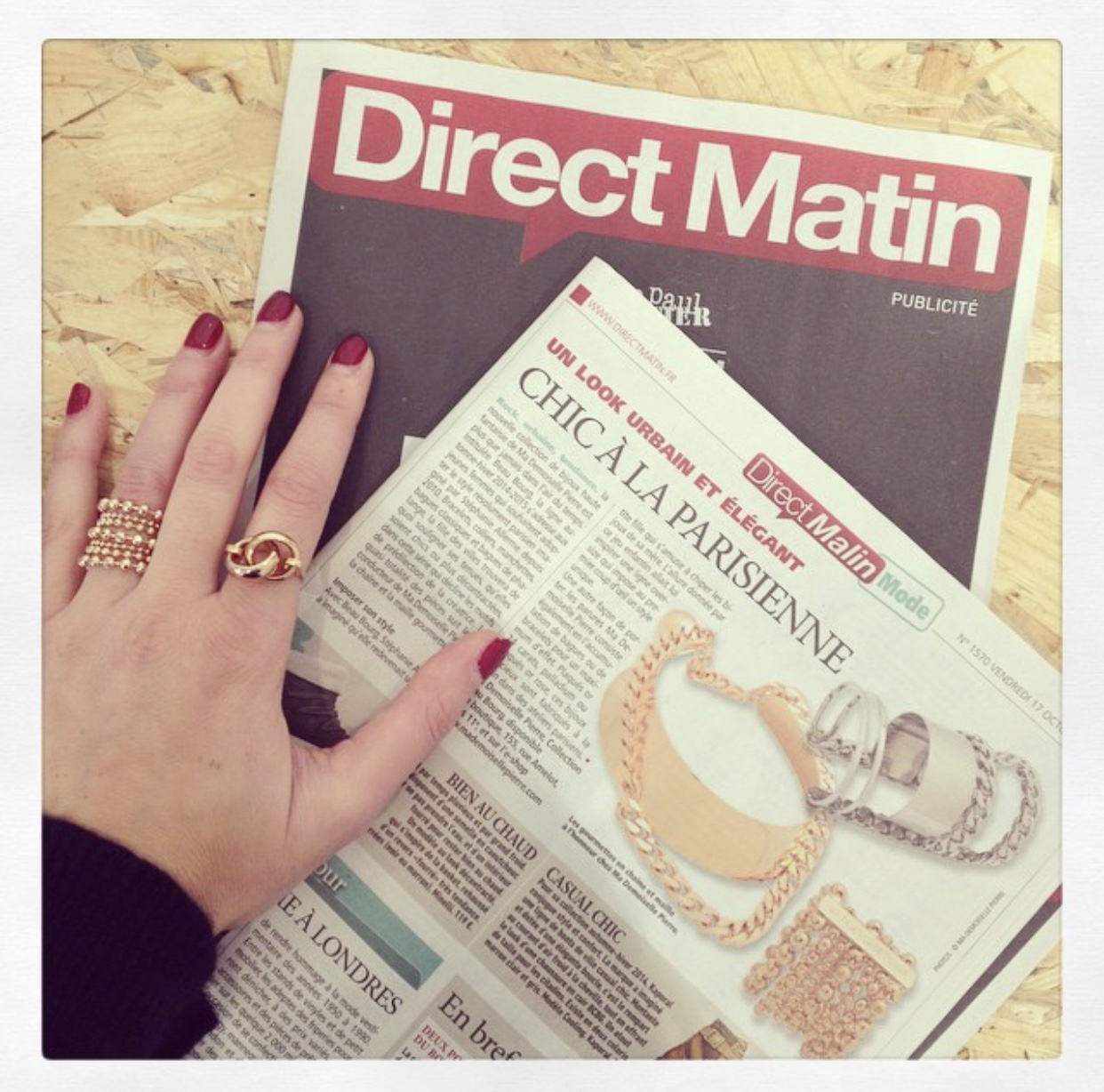 A la une, DIRECT MATIN