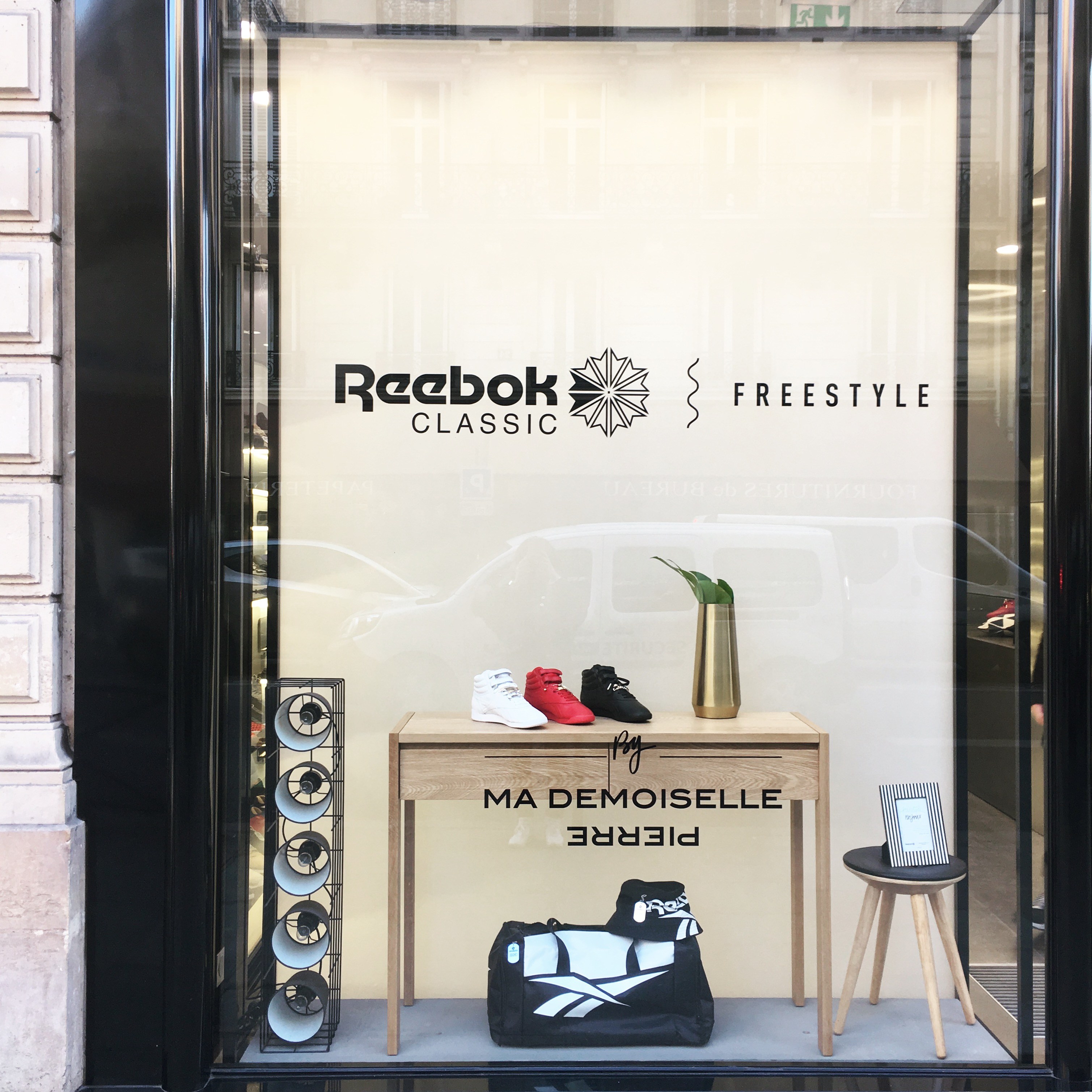 REEBOK x Ma Demoiselle Pierre 2017