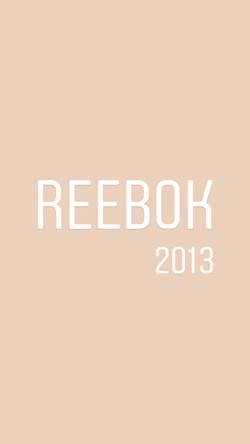 Reebok x Ma Demoiselle Pierre 2013