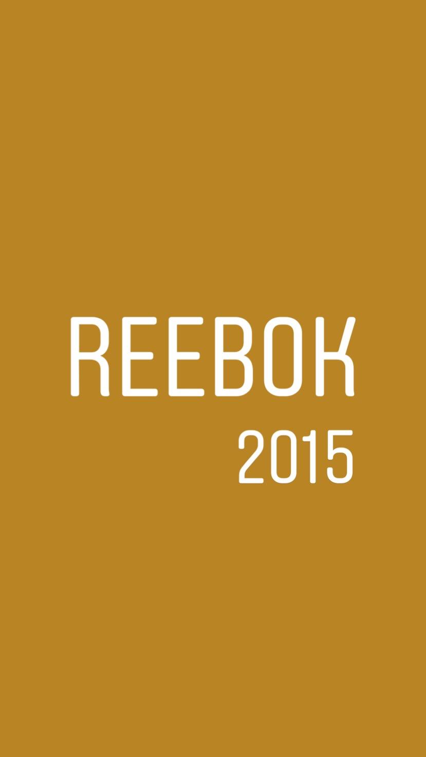 Reebok x Ma Demoiselle Pierre 2015