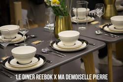 REEBOK 2017 - Le diner