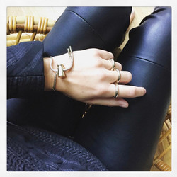 Bagues et bracelet - collection 155