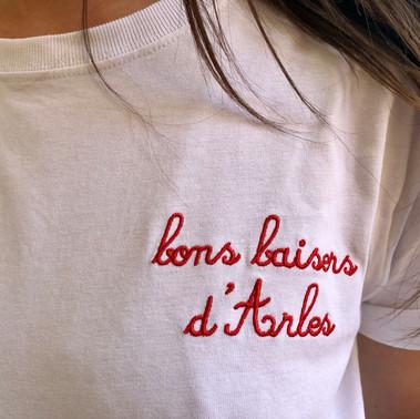Marie, Bons Baisers d'Arles