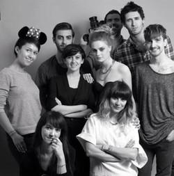 L'équipe de la campagne de mai 2013