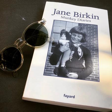 JANE BIRKIN MUNKEY DIARIES