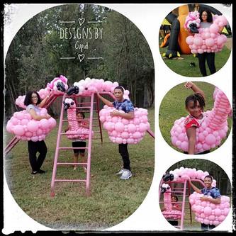 #flamingos #pink #breastcancerawareness