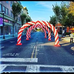 American Heart Associations Survivor Tunnel 2019