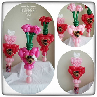 #balloons #balloongifts #candycups #birt