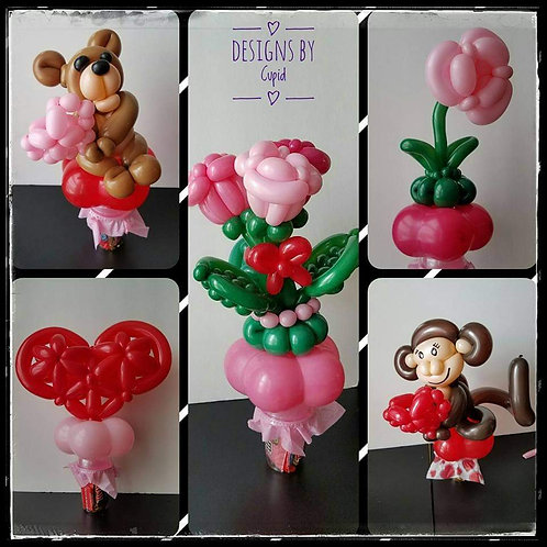Valentine's Day Candy Cups - Medium
